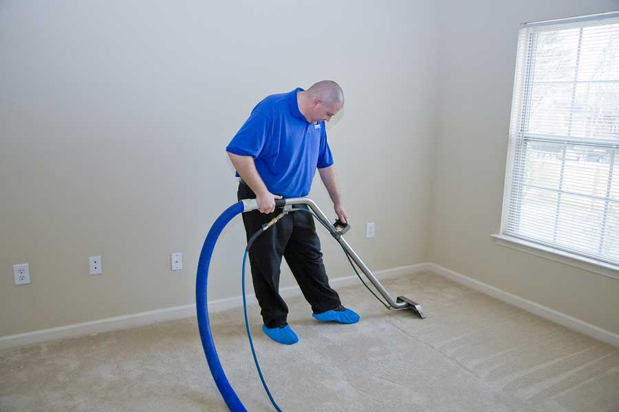 Décontamination et nettoyage